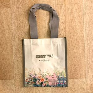 NEW Johnny Was Shopping Bag Small Size